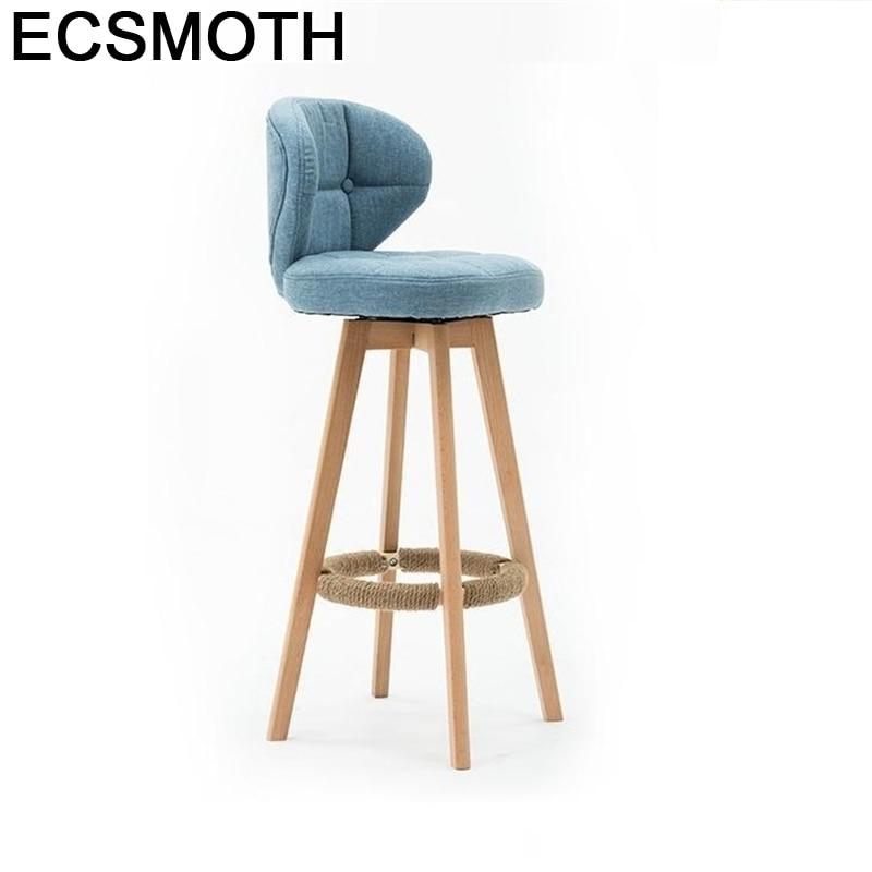 Sedie Fauteuil Tabouret Comptoir Cadir Sandalyesi La Barra Stuhl Bancos De Moderno Taburete Silla Cadeira Stool Modern Bar Chair