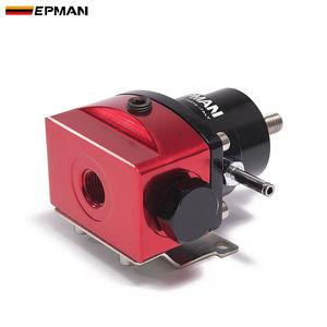 Image 3 - EPMAN regulowany Regulator ciśnienia paliwa (z manometrem/nie z) dla Ford F250 6.0L Diesel Twin Beam 03 07 TK 7MGT ZTGA