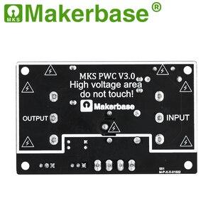 Image 4 - Makerbase MKS PWC مراقبة الطاقة السيارات انقطاع التيار المستمر للعب وحدة تلقائيا إيقاف السلطة كشف ثلاثية الأبعاد أجزاء الطابعة