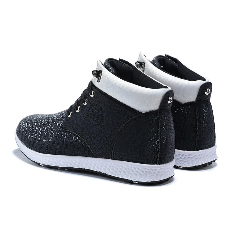 Nova womens botas de golfe profissional sapatos