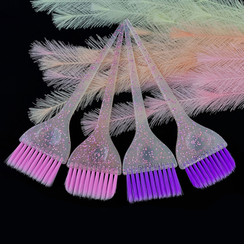 SHKALLI Hair Brush,tint Brush,Hair Dye Brush,Hair Coloring Brush For Hair Salon,Balayage Highlight  Brush