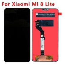 Оригинальный ЖК дисплей для xiaomi mi 8 lite 8x с сенсорным