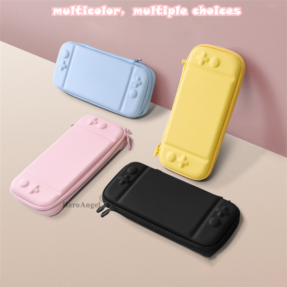 Portable Storage Bag for Nintendos Switch Protective Hard Shell Case Travel Carrying Cas for NS Switch Lite Console Dropshipping