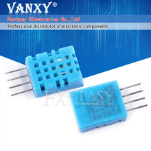 1 pces dht11 DHT-11 digital temperatura e umidade sensor de temperatura kit diy