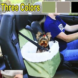 Чехол для переноски домашних животных, чехол для на автомобильное сиденье для перевозки собак, водонепроницаемый, для щенка, автомобиля, ус...
