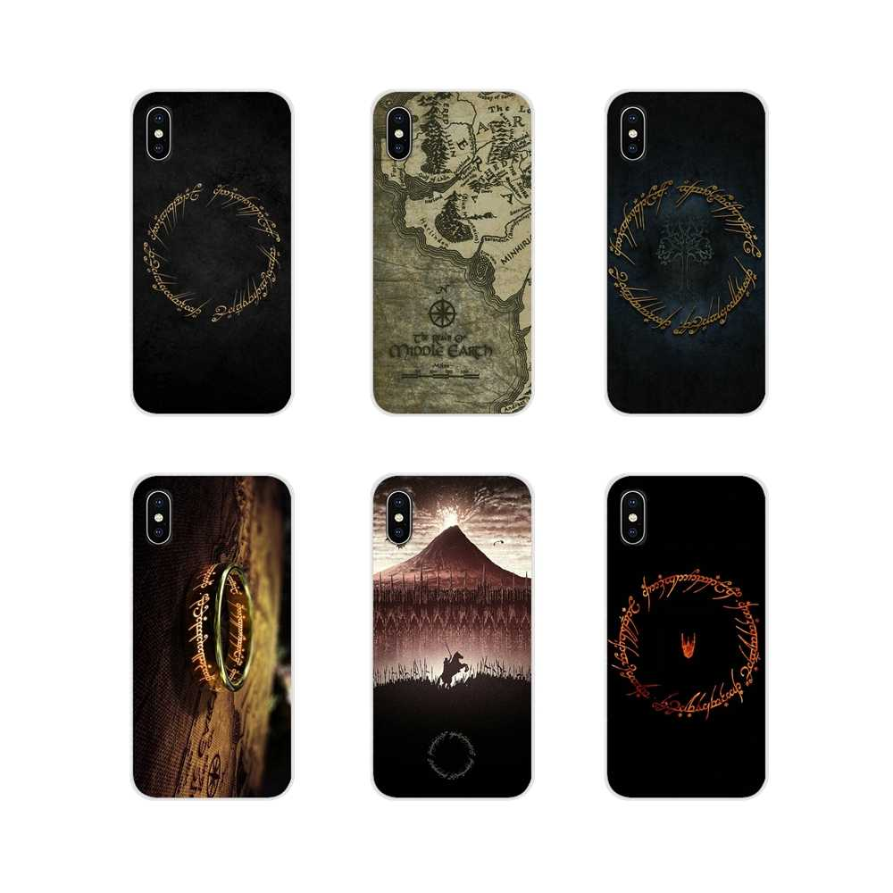 Hobbit Lord Of The Ring Lotr untuk Xiaomi Redmi 4A S2 Note 3 3S 4 4X5 Plus 6 7 6A Pro Pocophone F1 Aksesoris Ponsel Shell Cover