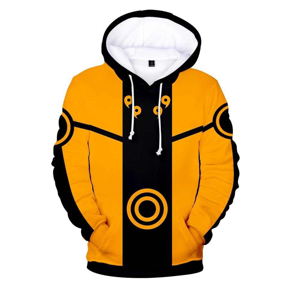 New 2 To 12 Years Kids Hoodies Anime Naruto Akatsuki 3D Print Hoodie Sweatshirt Boys Girls Fashion Pullover Children Jacket Coat