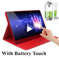 Super Thin 15.6 Inch IPS Touch Screen For PS3 PS4 XBOX Car Use Portable Monitor For PC Laptop 1920 * 1080P HD LCD Screen