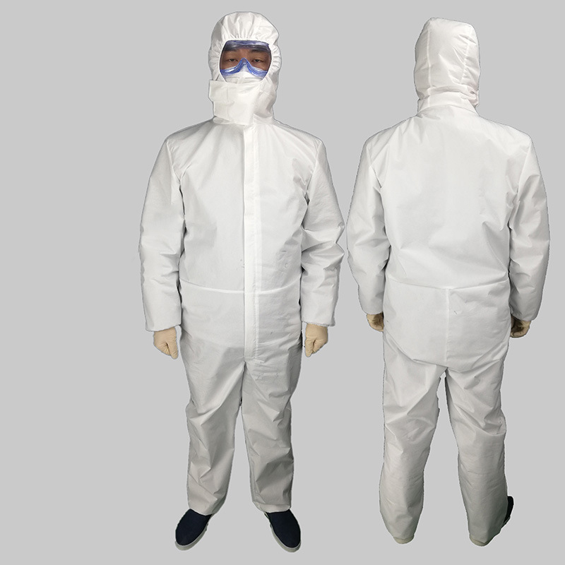 Virus protection suit disposable protective clothing Antibacterial Anti-Viruses Chemical Protective Dust-proof Virus protection