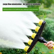 Сельское хозяйство Распылитель Форсунки Сад Полив Орошение Душ Распыление Орошение Инструмент может Регулировать Размер Вода