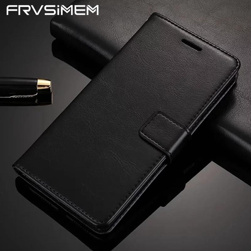 Flip Leather Case Redmi 7A 6A 6 5 Plus 4X 4A 5A 8A Note 9s 7 8 9 Pro 8T 4 4X 5A For Xiaomi Mi A3 A1 A2 9 Lite 8 SE Wallet Cover(China)