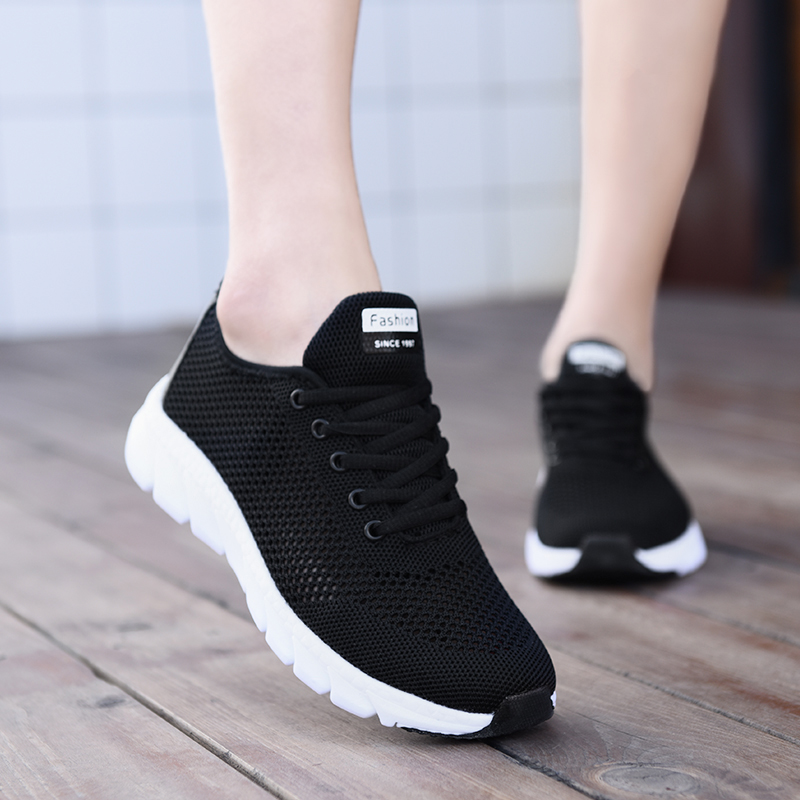 Sneakers Women Casual Shoes Fashion Women Vulcanize Shoes Platform Spring Sneakers Shoes Breathable Tennis Air Large Size Shoes