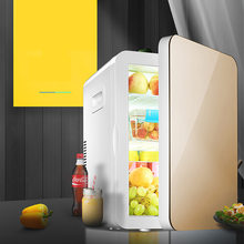 Haushalt 20L Kühlschrank Gefrierfach Kühlschrank Kälte Kommerziellen Kühlschrank Hause Gefrierschrank