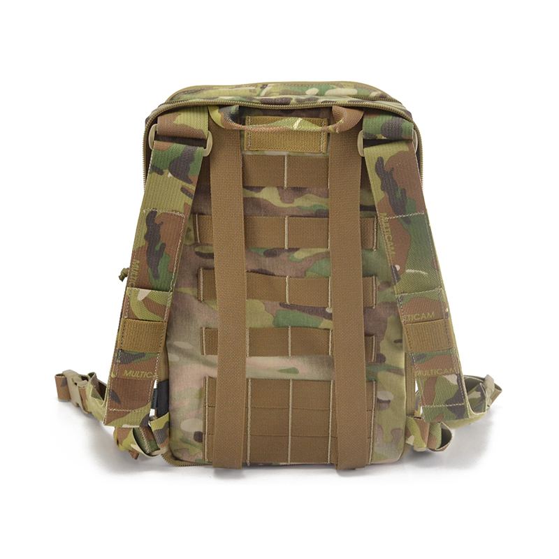 TW 8L Flatpack Hydration Pack Tactical Molle Expandable Backpack