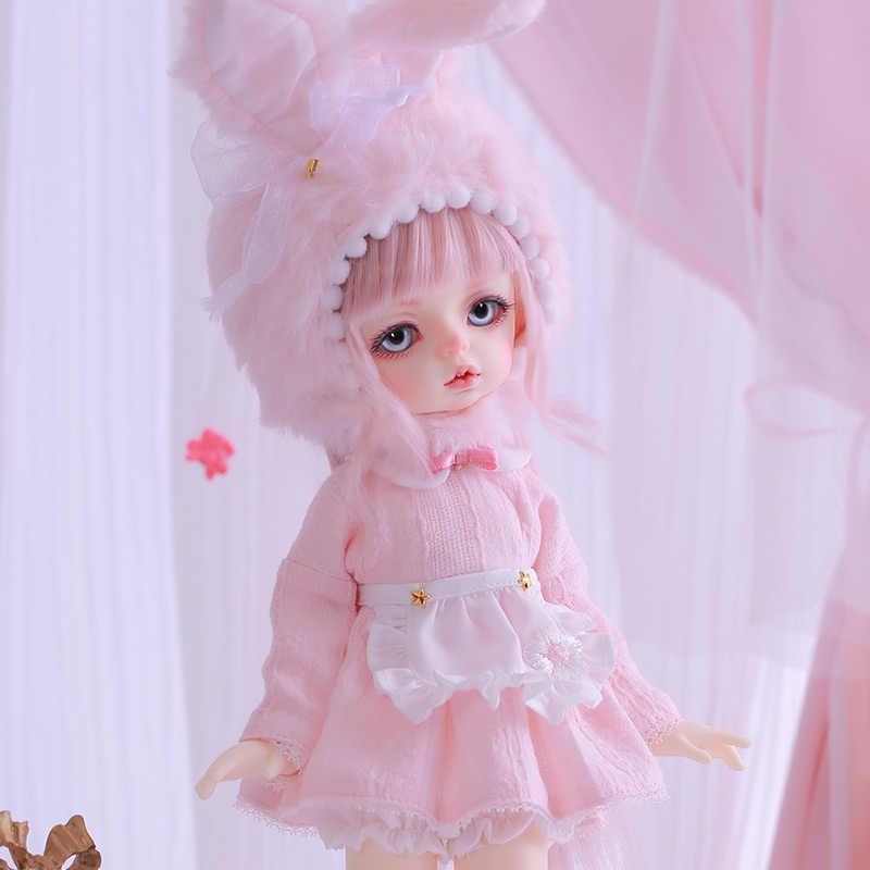 Muñeca BJD 1/6 de hada Sherry de Shuga, juguetes de alta calidad para niñas y niños, figuras de resina, regalo para niñas y niños