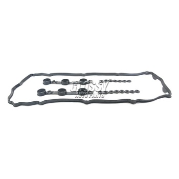 AP03 New Cylinder Head Screw Gasket Valve Cover Gasket for BMW E36 320i 325i E34 520 525 E39 E38 728i Z3 M52 M50 11129070532 image