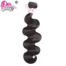Schönheit Für Immer Körper Welle Indisches Haar Schuss Remy Menschliches Haar Weave Bundles Natürliche Farbe 8 30 zoll Kostenloser Versand
