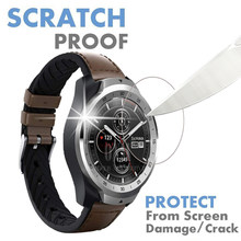 TicWatch 9H Premium Tempered Glass For TicWatch Pro 1 2 GTX Smartwatch Screen Protector for TicWatch S E Film Accessories