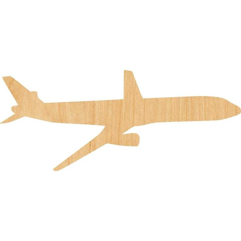 Flying Saucer Wooden Laser Cut Out Shape Hobbyist Projects D.I.Y Great for Crafting