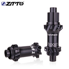 ZTTO M1 MTB Straightpull BOOST 148 Hub Ultralight 28 Hole 54T трещотка HG XD MS Core 12 speed Thru Axle 28 h велосипедный концентратор