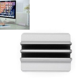 Soporte Vertical para ordenador portátil 2 en 1 diseño de escritorio soporte de ahorro de espacio grosor ajustable soporte de ordenador para Samsung
