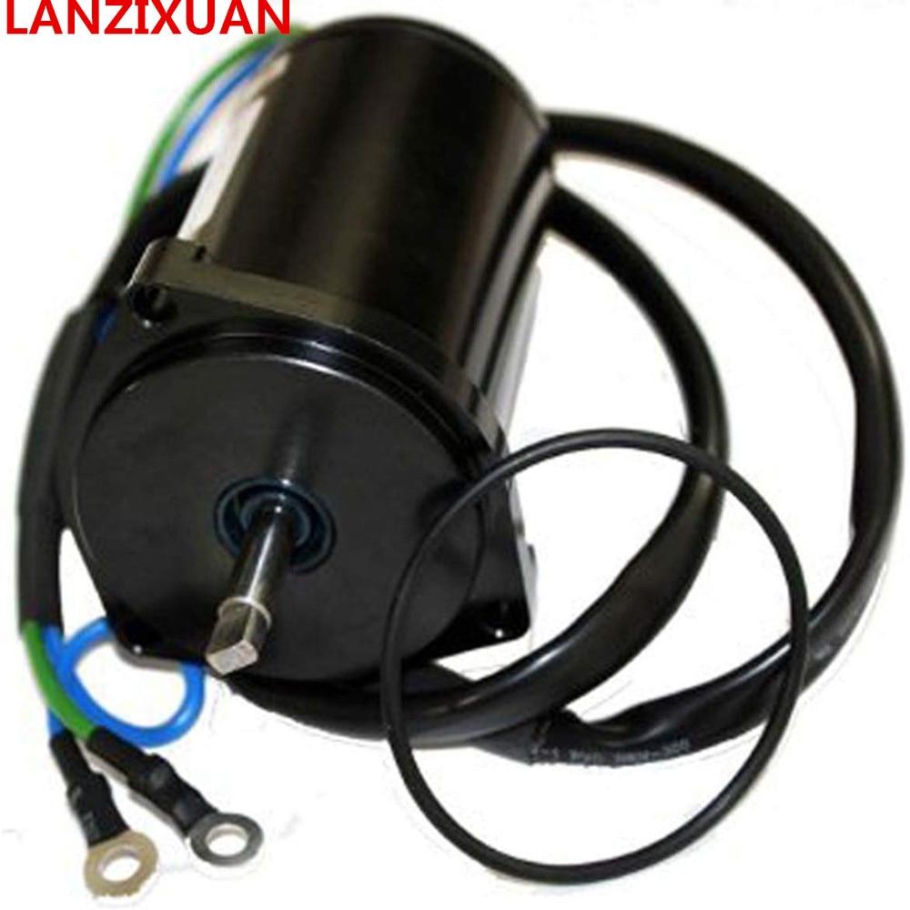 6C5-43880 Power Trim Tilt Motor For Yamaha Outboard Parts 4T F40- 50-60 HP F50TLR F60T 6C5-43880-00 6C5-43880-01