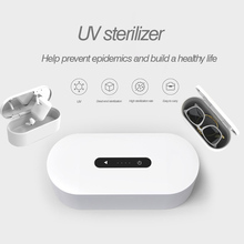 Nail UV Sterilization Box Multifunction Ozone Disinfection Phone Makeup Sterilizer Jewelry Clean Portable UV Disinfection uv sterilizer professional tools disinfecting cabinets sterilization household nail salon spa beauty instrument clean appliances