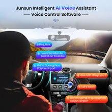 Junsun inteligentne oprogramowanie do sterowania głosem AI Voice Assistant
