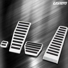 LS AUTO Auto Pedal Abdeckung für Infiniti Q50 QX50 Q70 QX70 Q60G37 M25 EX FX aluminium Non slip Pad Abdeckung