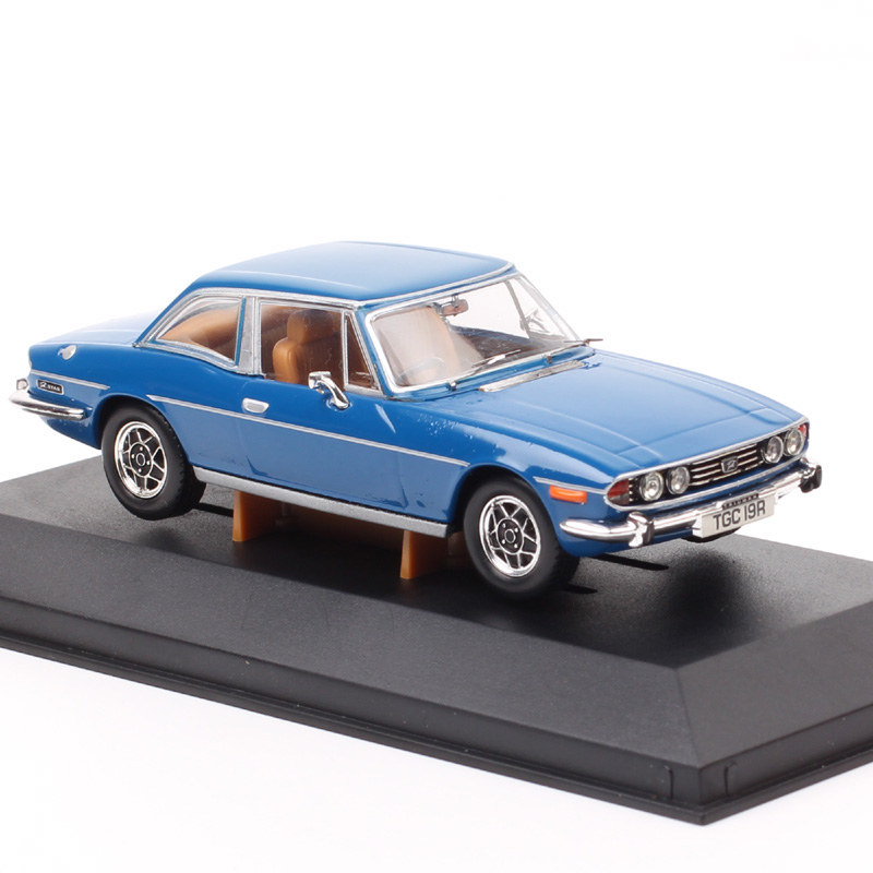 1/43 Scales Corgi Vanguard Vintage Old Luxury The Triumph Stag Sports Tourer Car Diecast Toys Vehicle Model Replicas Acrylic Box