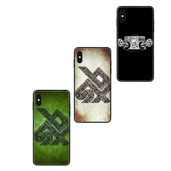 Sale On Black Soft TPU 2020 New Arrival Cool Hip Hop The Beatbox Logo For Xiaomi Mi Note A1 A2 A3 5 5s 6 8 9 10 SE Lite Pro image