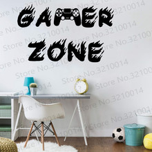 Gamer wall decal Eat Sleep Play wall decal Controller video game wall decals Customized For Kids Bedroom Vinyl Wall Art PW229 gamer wall decal eat sleep game controller video game wall sticker for bedroom vinyl decals mural wall decor wallpaper pw206