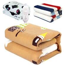 Электрическое одеяло для дома 15*07 м зимнее с подогревом утепленное