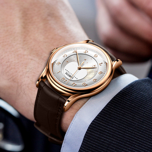 Switzerland automatic men watches male 50M waterproof men mechancial watch mens seagull simple male wristwatch