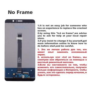 Image 5 - Оригинальный Для huawei mate 9 ЖК дисплей сенсорный экран дигитайзер для huawei mate 9 дисплей с рамкой Замена MHA L09 MHA L29