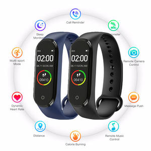 Pedometer Blood-Pressure-Monitoring Sports-Watch Mobile-Phone Heart-Rate Bluetooth Female