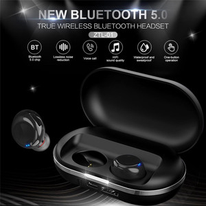 Image 3 - Wireless tws Bluetooth Earphone Multi function Set with 50mAh Black/White Charging Compartment 2600mAh Stereo earphone Touch