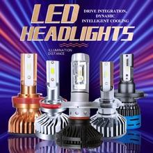 Car Headlight H7 LED H4 LED H1 H11 H3  H8 H13 880