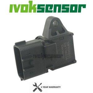Image 4 - 4 BAR 4Bar MAP Manifold Intake Air Pressure Sensor For Peugeot KIA Citroen Hyundai Renault 80018383 5WK96841 2045431 5WY2833A