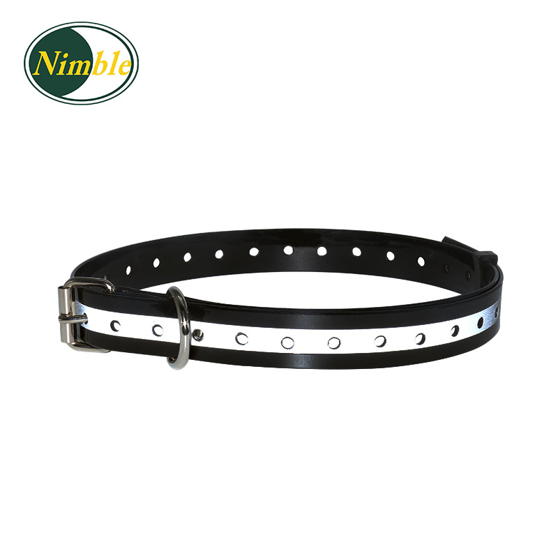 TPU Reflective Adjustable Pet Collar Dog Trainer Zhi Fei Qi Neck Ring Waterproof Dirt Easy To Cleaning Pet Supplies