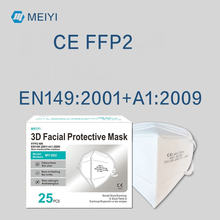 MEIYI 5 Layer FFP2 Mask CE KN95 Mascarillas Approved hygienic Protective Mouth Face Mask KN95 Respirator FFP2MASK Masken