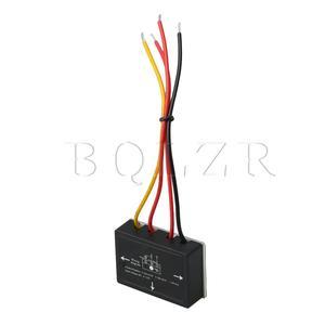 Image 2 - Siyah 6 12VDC XD 622 On/Off dokunmatik anahtarı LED lamba ampulü İzole sensör 20 paket