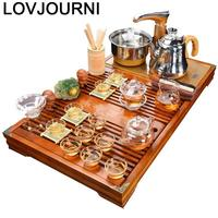 Dekoration Teaset With Infuser Kitchen Theepot Kung Fu Home Decoration Accessories Pot China Teapot Chinese Tea Set