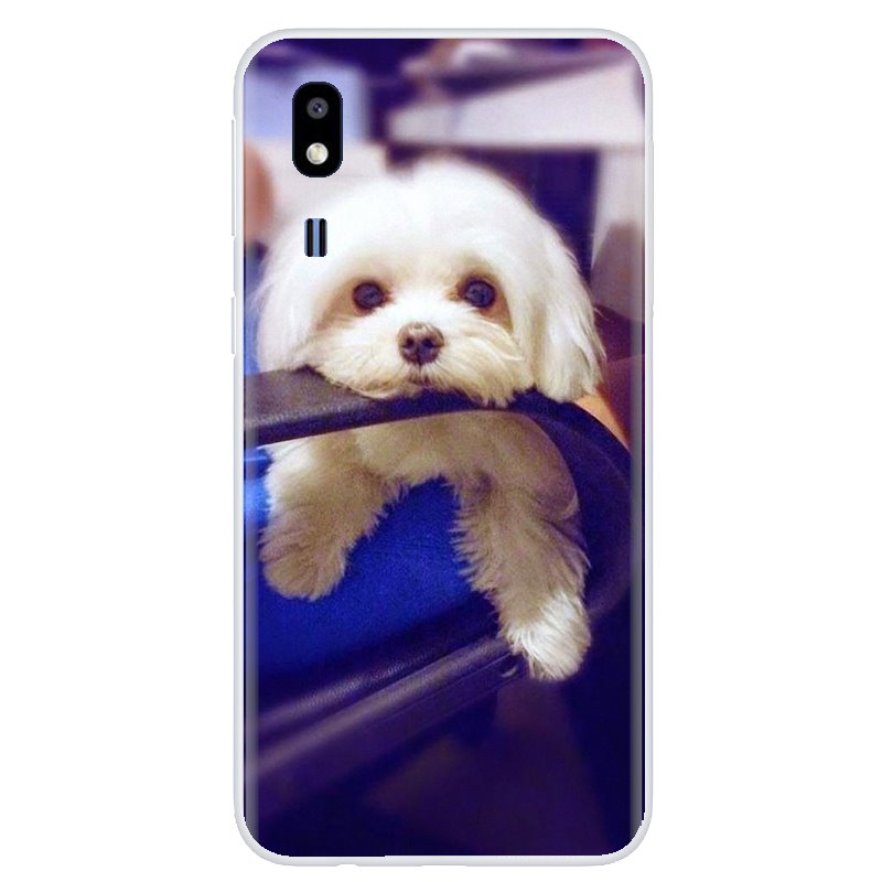 Buy Silicone Phone Case For iPhone 11 Pro 4 4S 5 5S SE 5C 6 6S 7 8 X XR XS Plus Max For iPod Touch I Love My Maltese dog puppies(China)