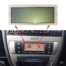 ACC Einheit Display Klima Control Monitor Pixel Reparatur Klimaanlage Informationen Bildschirm Für Seat Leon/Toledo/Cordoba 2000 2005