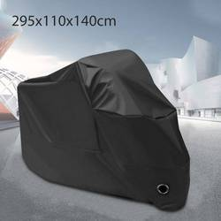 4XL Motorcycle Cover Waterproof For Harley Davidson Heavy Duty Anti Rain Snow US