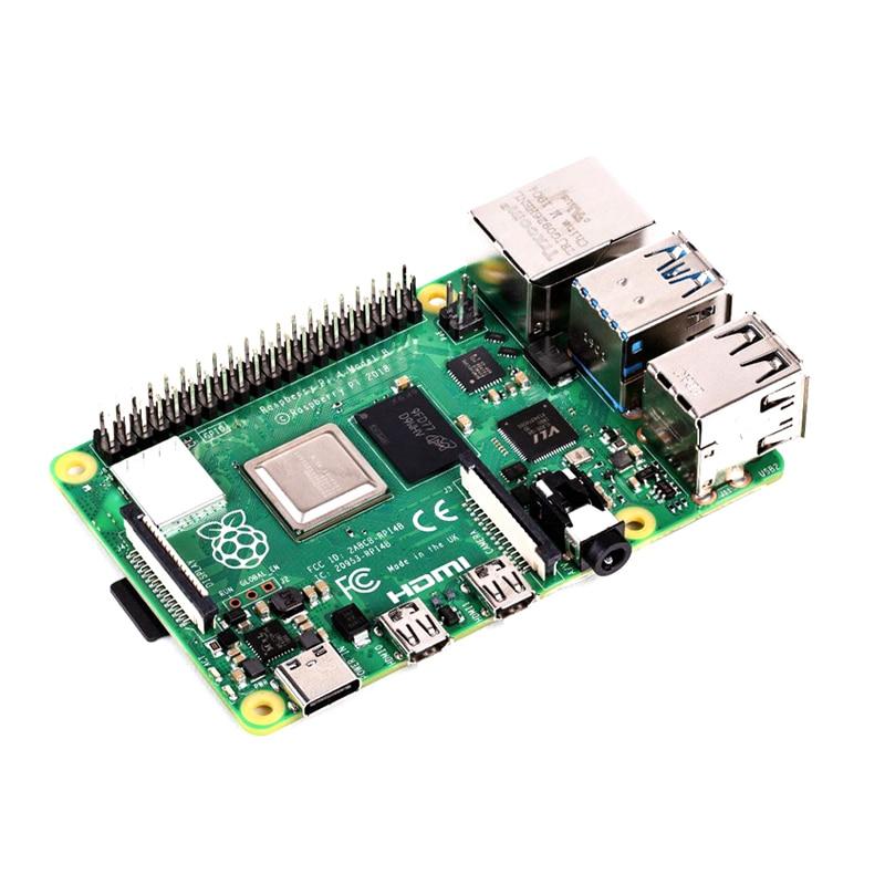 raspberry pi Original Raspberry Pi 4 Module B with 4GB RAM BCM2711 Quad Core Raspberry Pi 4B+ Board WIFI Bluetooth 5.0  for Computer (3)