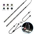 Материнская плата mutile цвет 5050 цветных (RGB) светодиодных лент для ПК чехол для ASUS Aura SYNC,MSI Mystic светильник синхронизации, RGB Fusion 2,0, 4 Pin Header