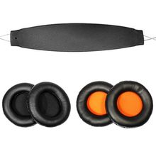 High Quality Replacement Leather Earpads Ear Cushion Cover Headband for SOMIC G925 Headphones Headset Accessories