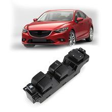 Kunststoff Vorne Fahrerseite Power Fenster Lift Master Schalter Tür Elektrische Fensterheber Schalter Taste Fit für Mazda 5 CC43 66 350A